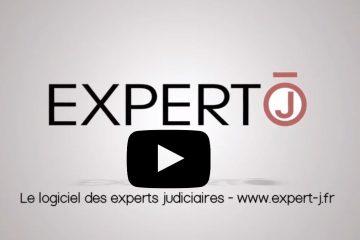 Expert.j tutoriels vidéo dans le logiciel