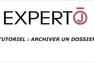 Expert.j • Tutoriel : comment archiver un dossier