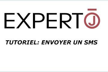 Expert.j • Tutoriel : comment envoyer un SMS